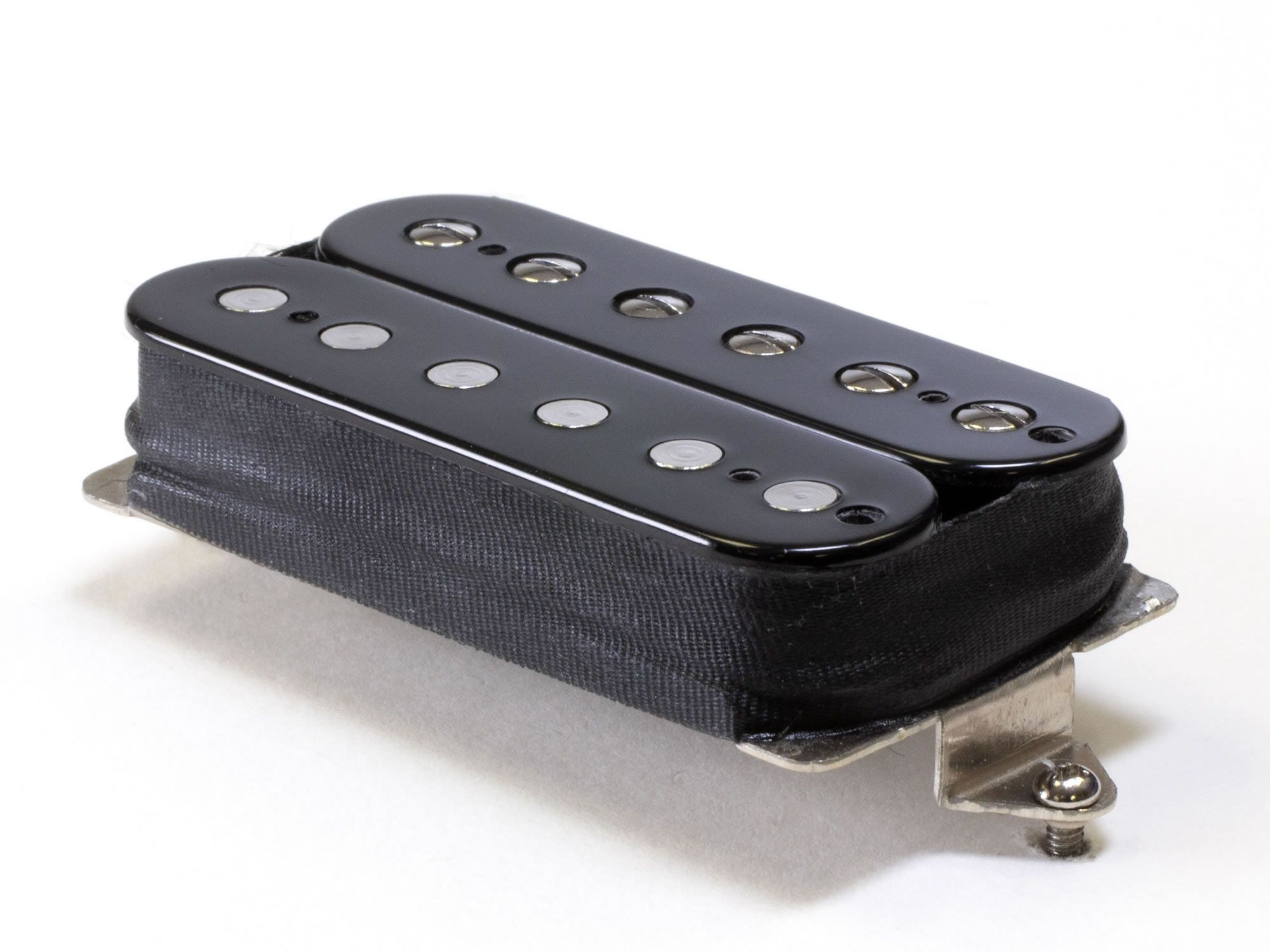 john suhr pickup  thornbucker bridge  black  53mm