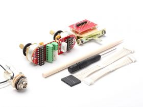 NG02 Kit, 5-Way Rear-Rout, VT, Split-Shaft