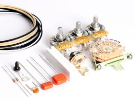 ToneShaper Wiring Kit, Stratocaster, HH1 (Big Apple)