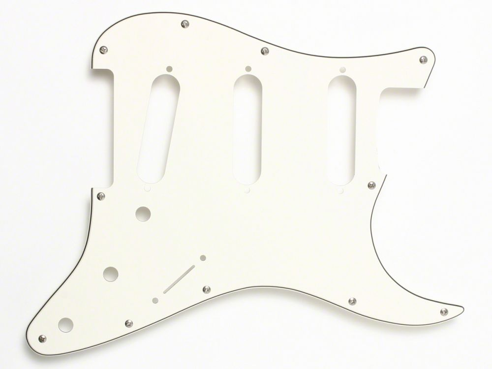 Genuine Fender Pickguard